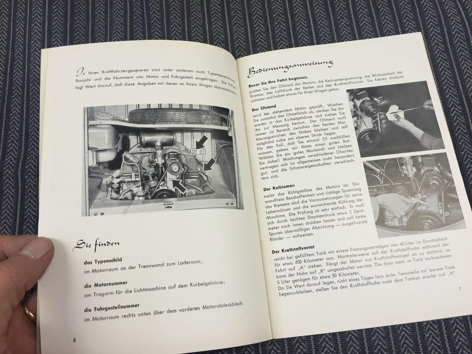 barndoor bus manual 1950