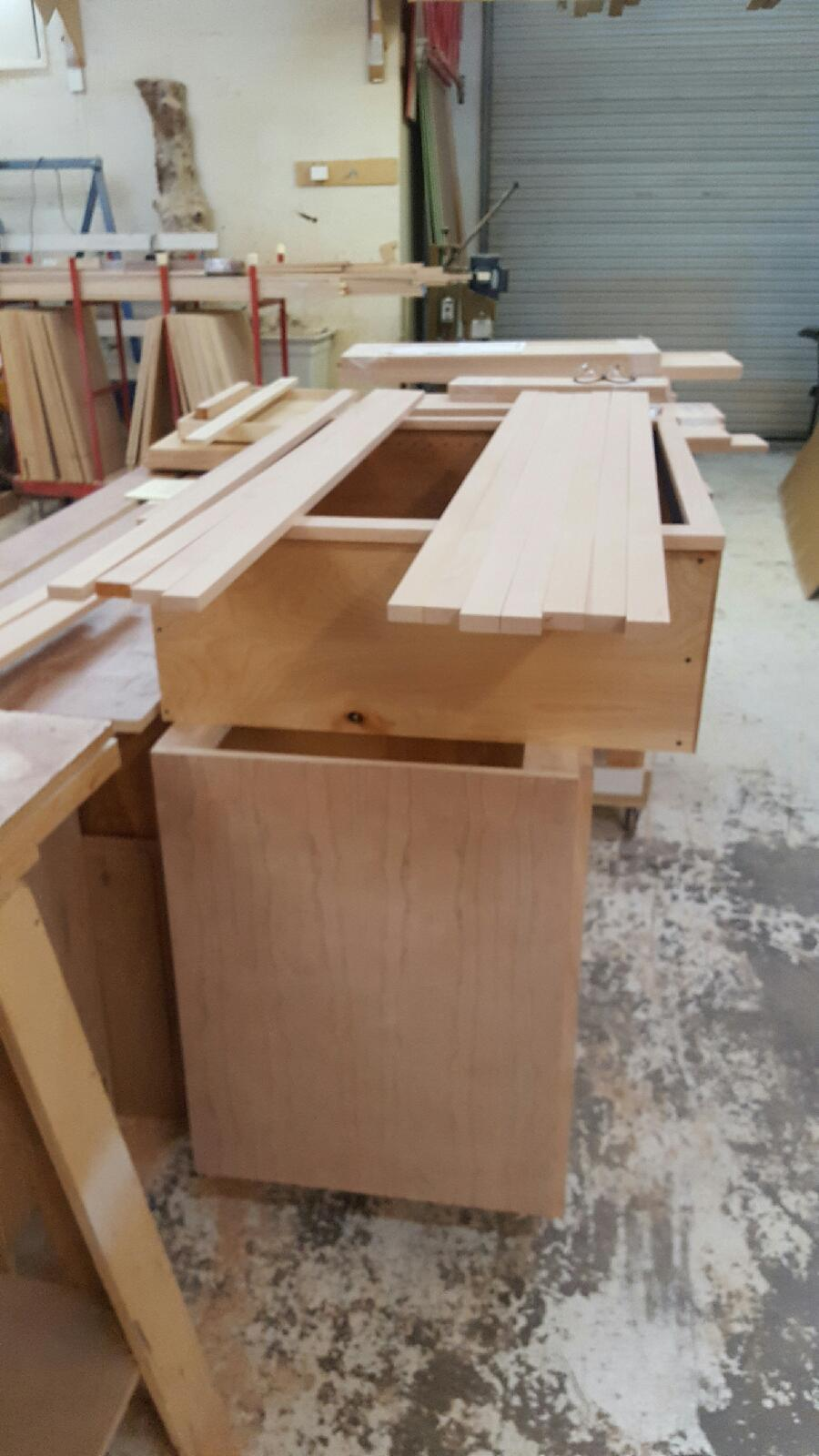 westy rack slats and screws