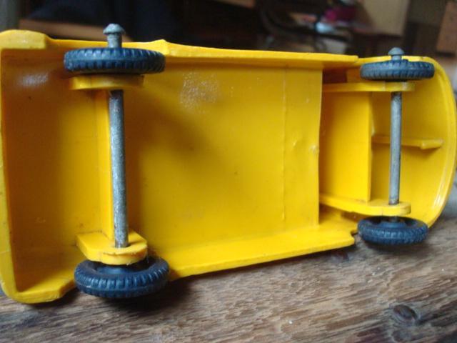 Tomte yellow single cab