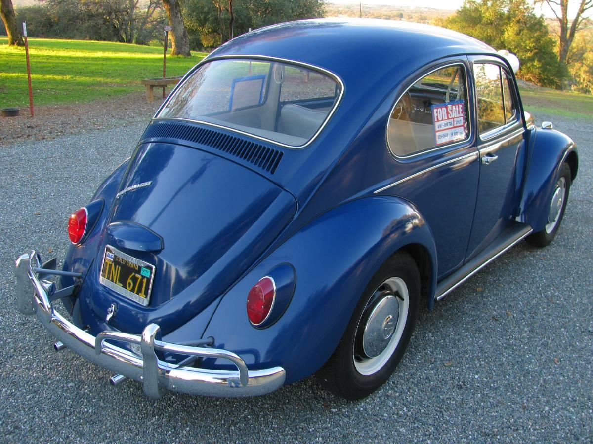 1967 One Owner Beetle