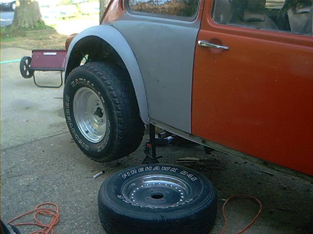 wheels fit nice now