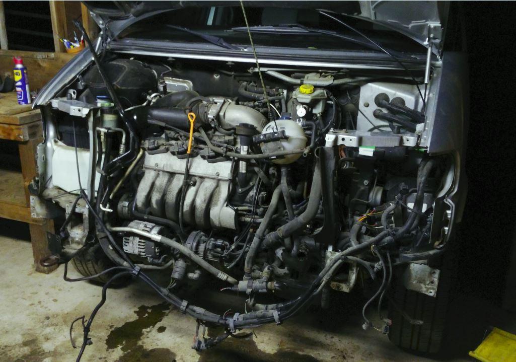 TheSamba Eurovan View topic 1993 Eurovan 5cylinder – Eurovan Engine Diagram