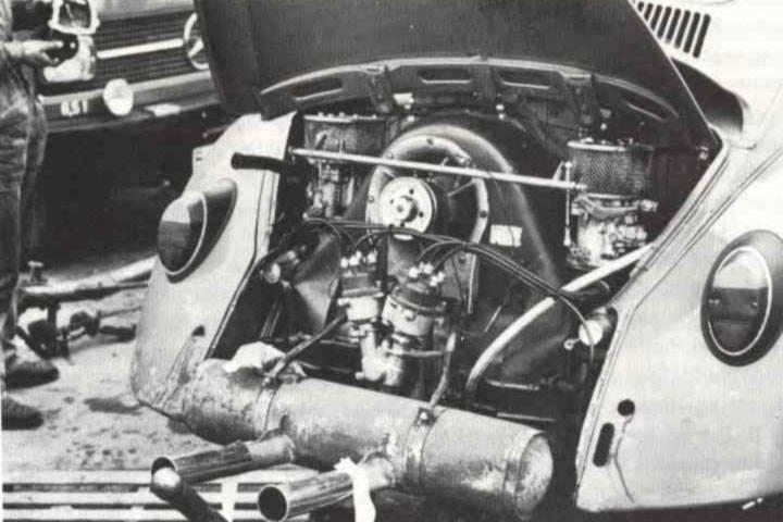 Carrera Bug