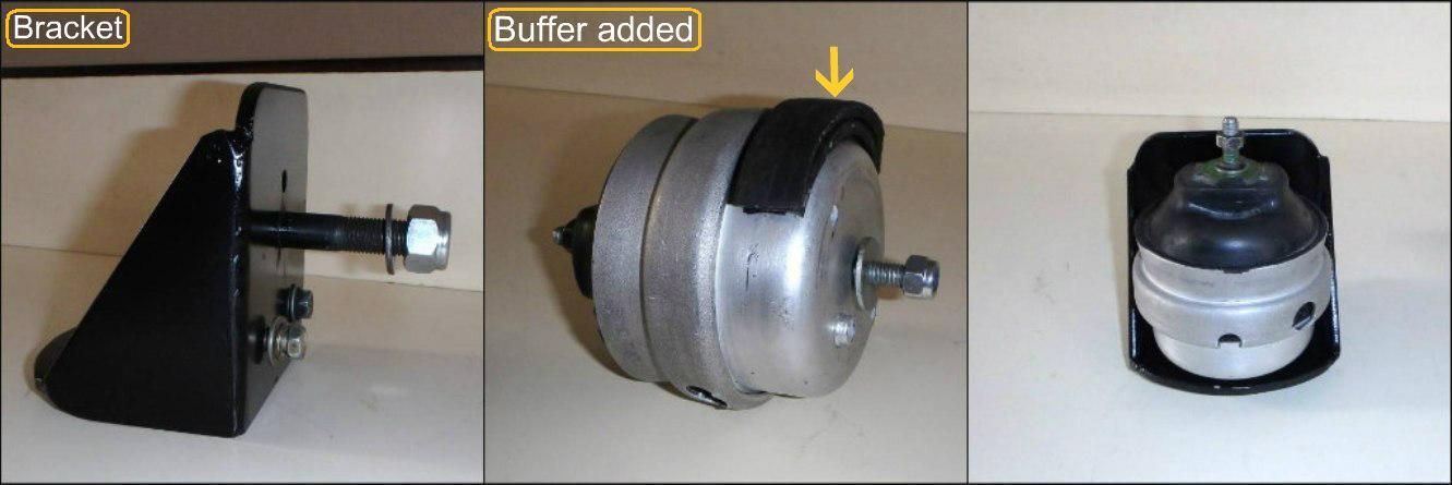 Engine mounts