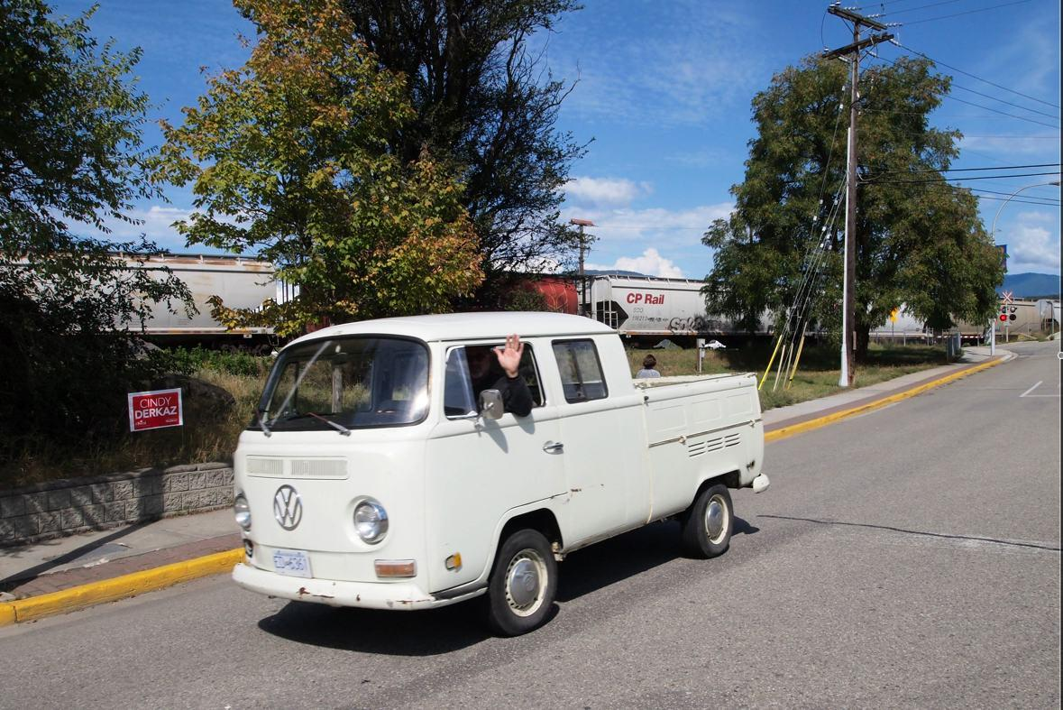 Early double cab