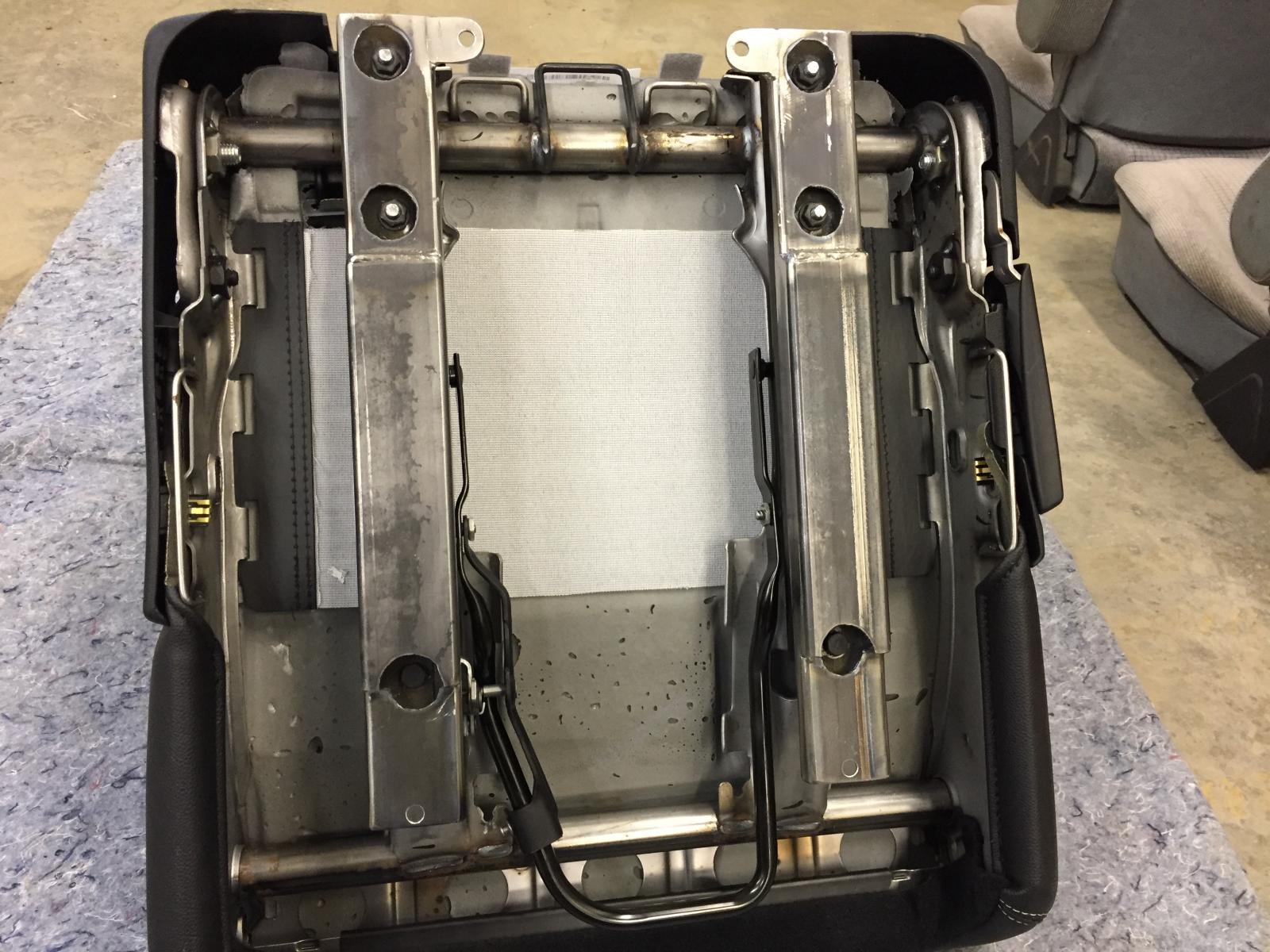 T&C seat upgrade