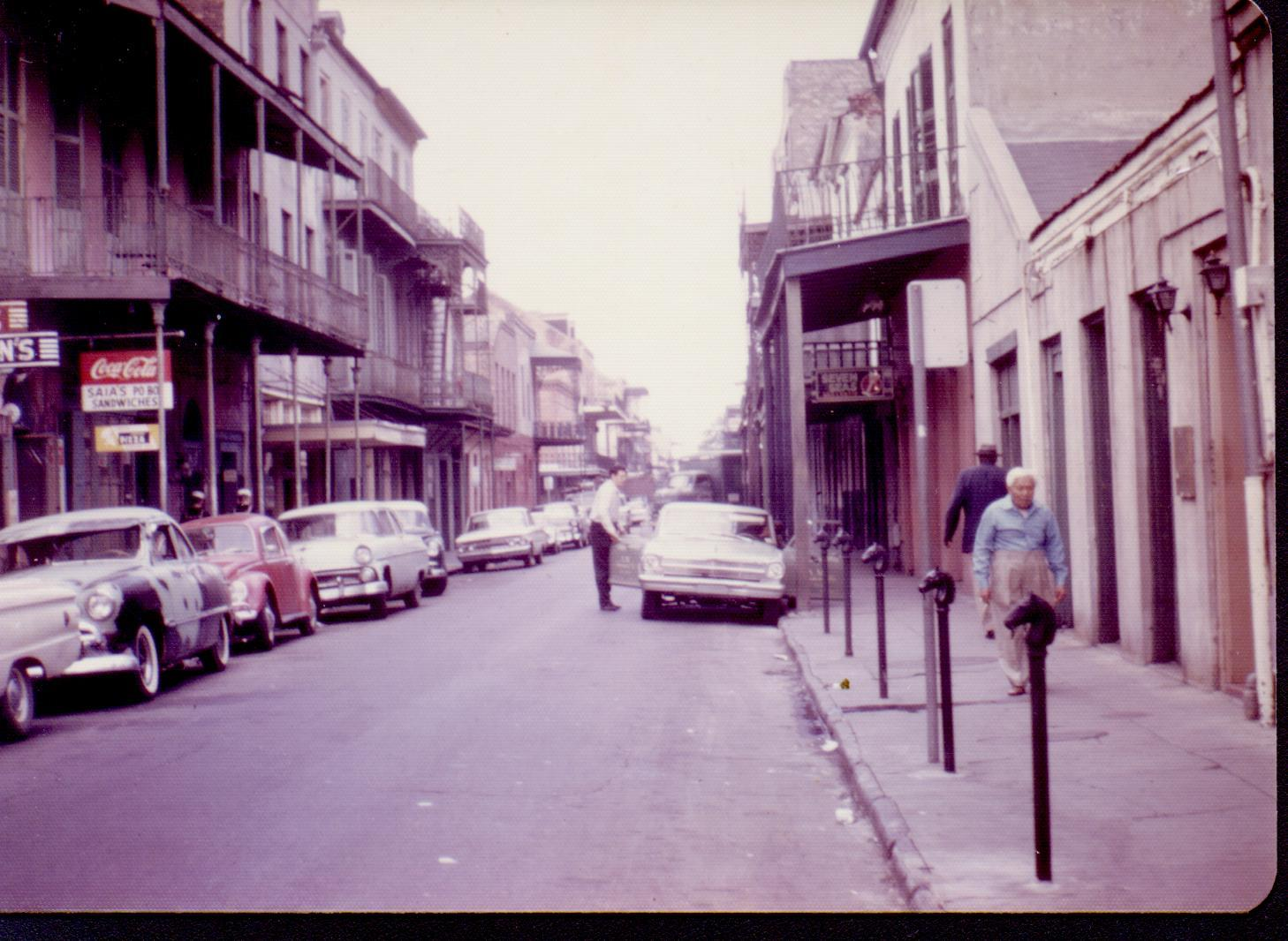 New Orleans 1960's