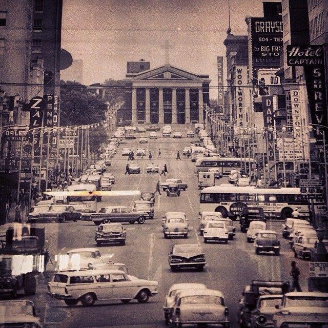Shreveport, Louisiana 1960's