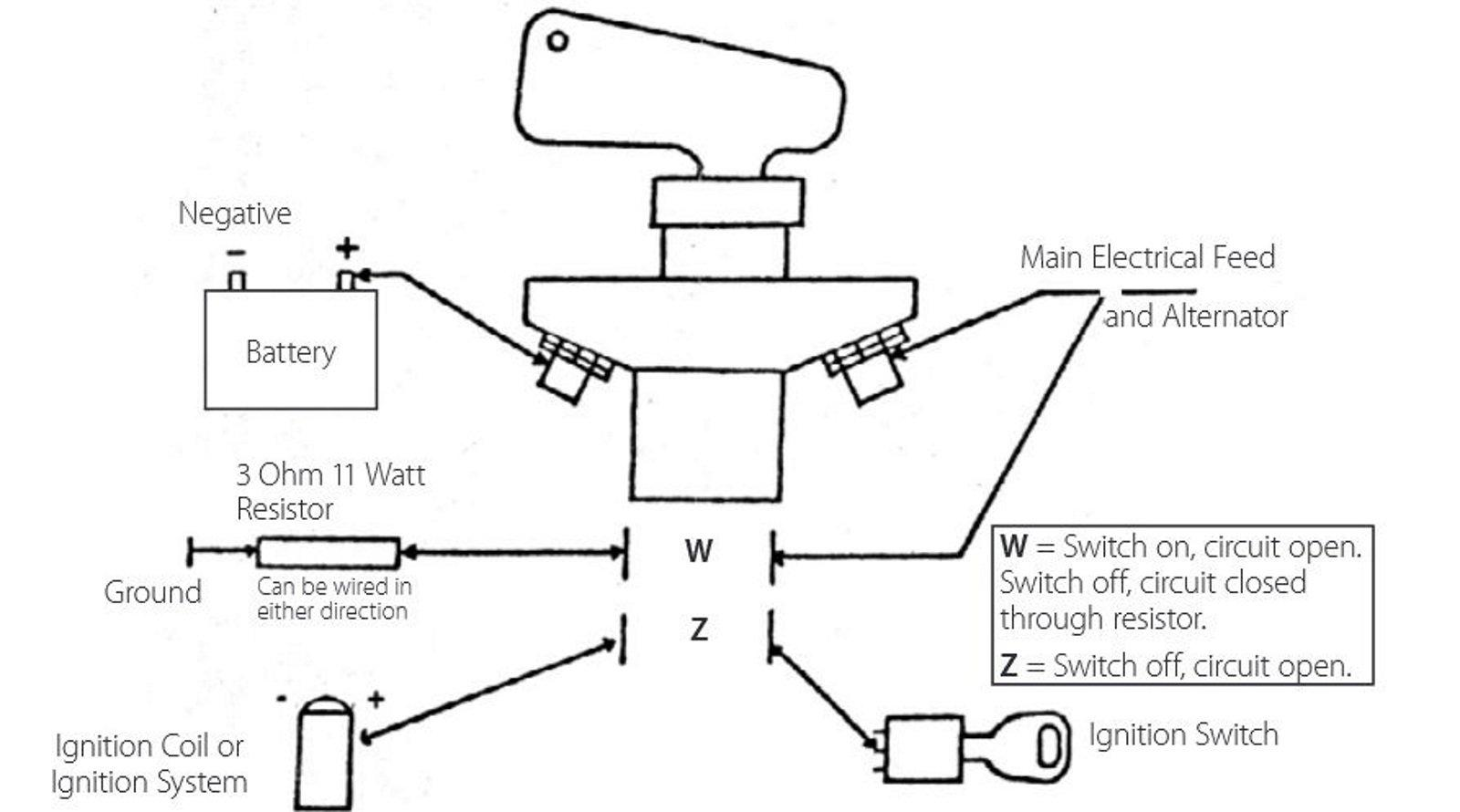 Vanagon View Topic Battery Disconnect For Safety Switch Wiring Diagram Schematic Of The Image May Have Been Reduced In Size Click To Fullscreen