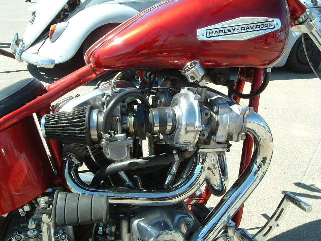 My turbo Harley update