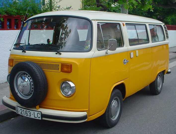 Vendo vendo furgoneta volkswagen t2 fotos for Vendo furgoneta camper
