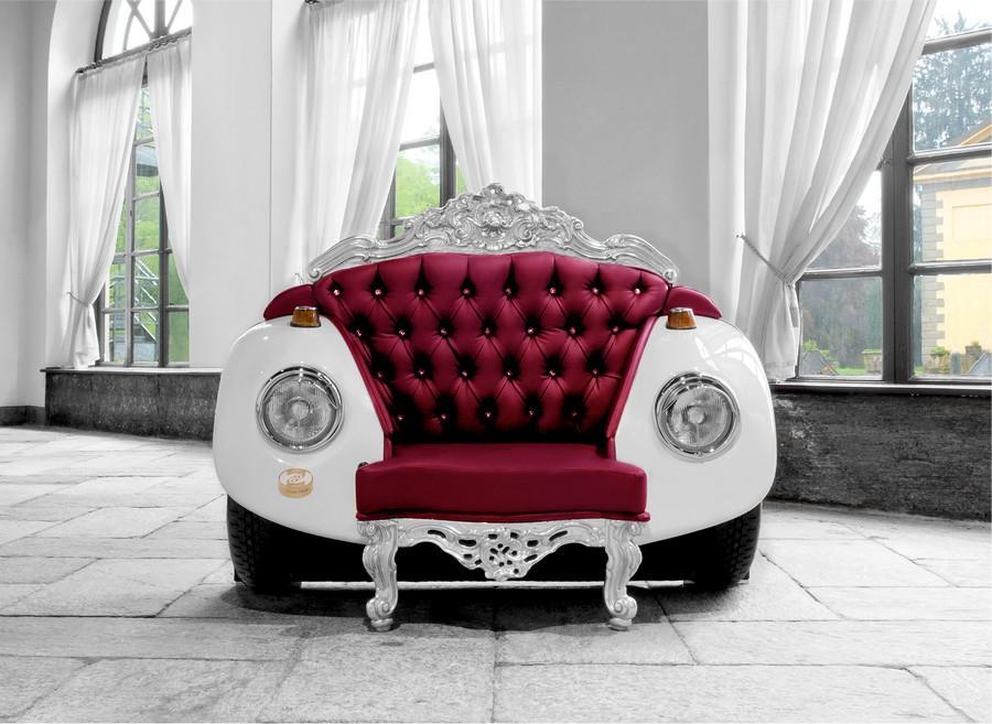 bling bug sofa