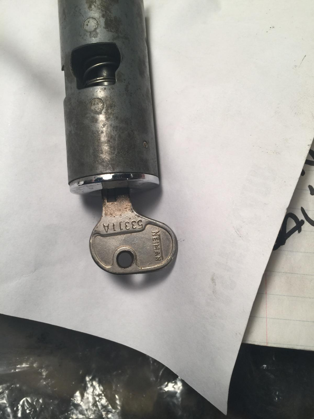 Circle K early Neiman ignition switch