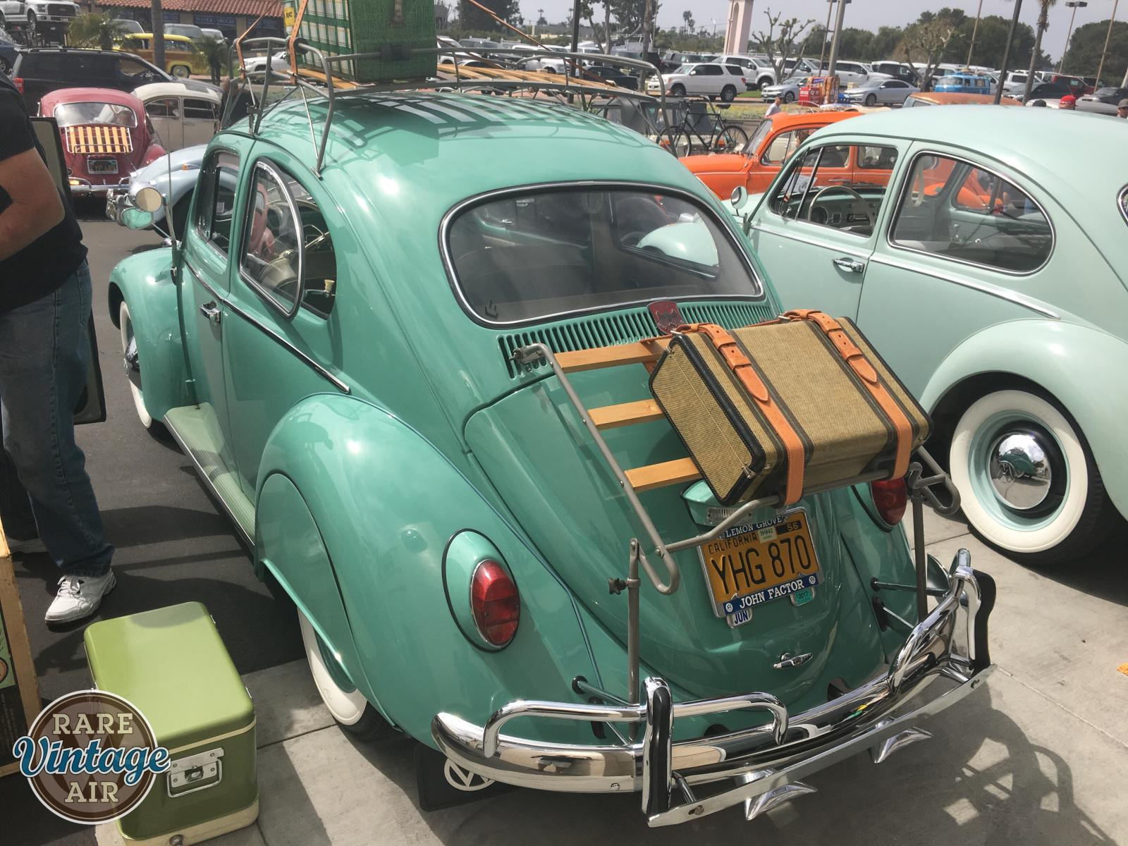 RVA at Bob Baker VW Show 2017