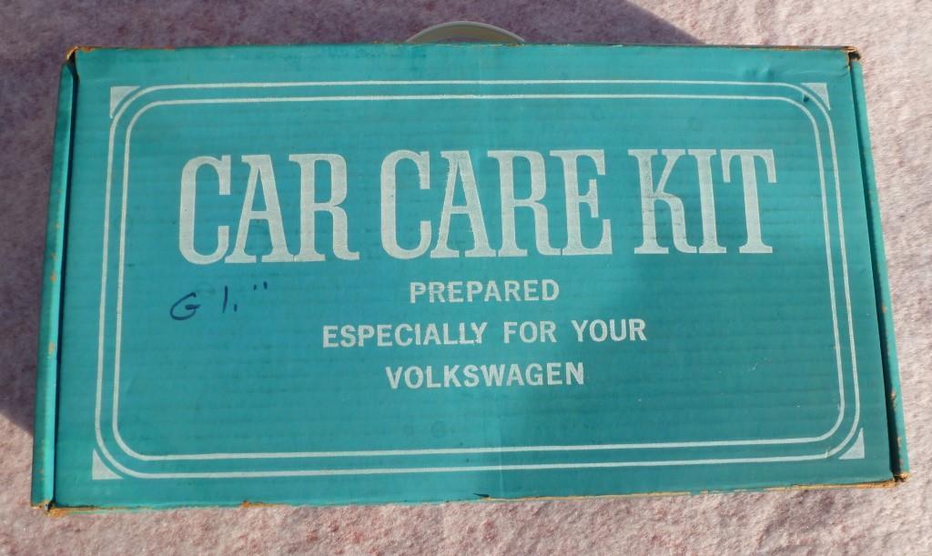 VW Car Care Kit