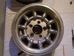 western aluminum wheel 10 spoke late bay 14x5.5