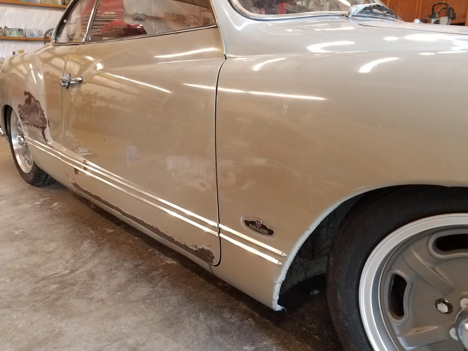 Ghia View Topic Repro Side Trim A Case Study Electric Karmann In Los Angeles Image May Have Been Reduced Size Click To Fullscreen