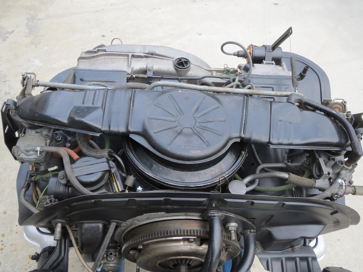 1972 1700 stock engine