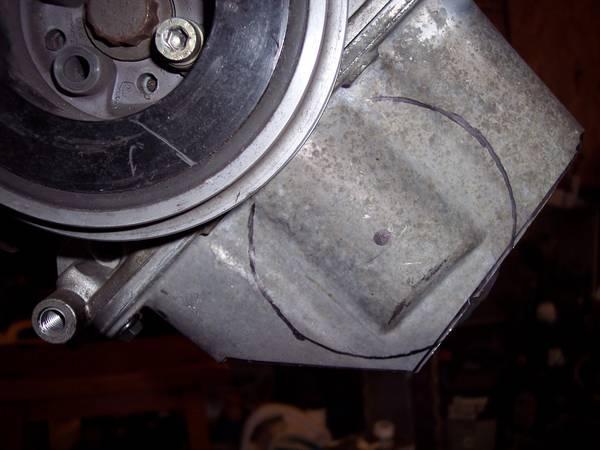 TDI OE oil pan