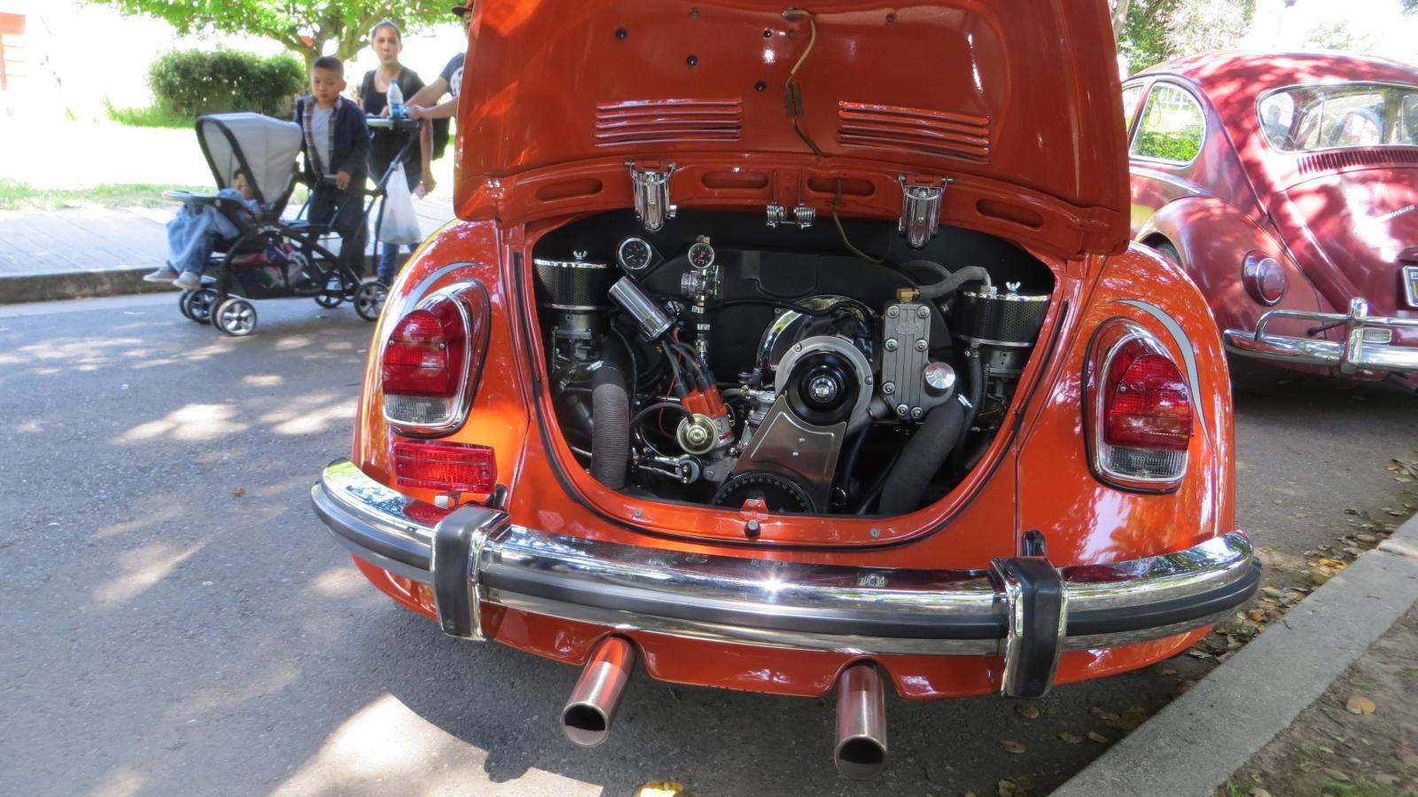1971 Duper Beetle GTV at Kelly Park April 23rd, 2017 (Kelly Park, San Jose, CA)