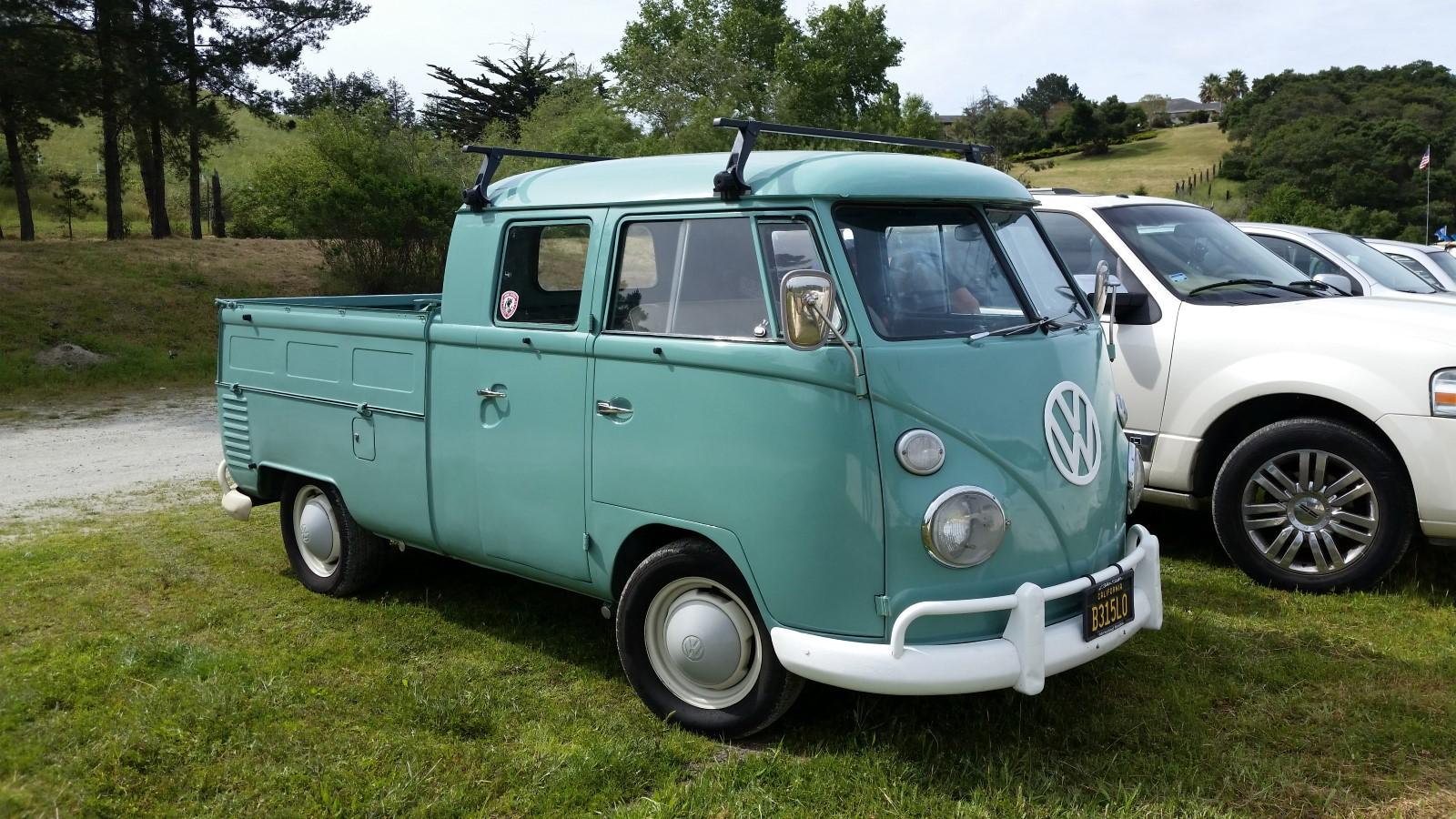 Turkis Double Cab at Red Barn 2017