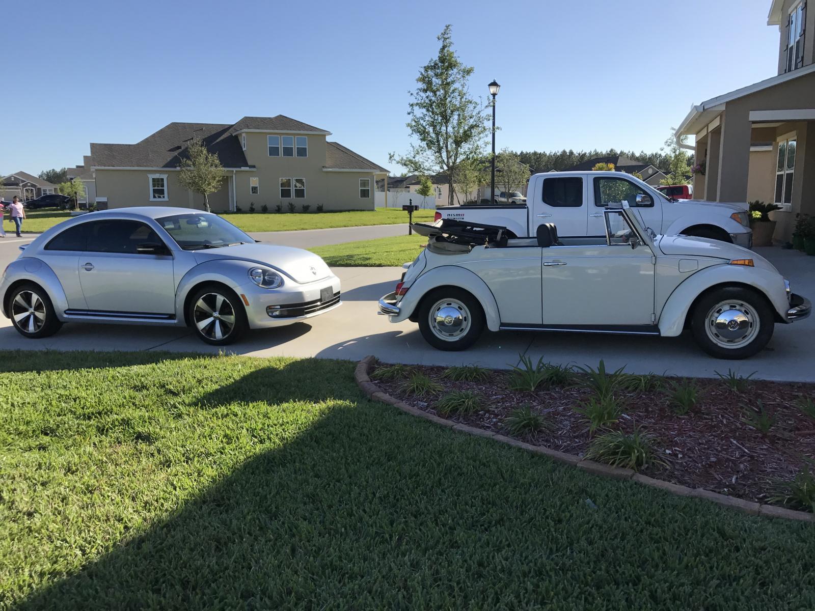 Old Bug and New Bug