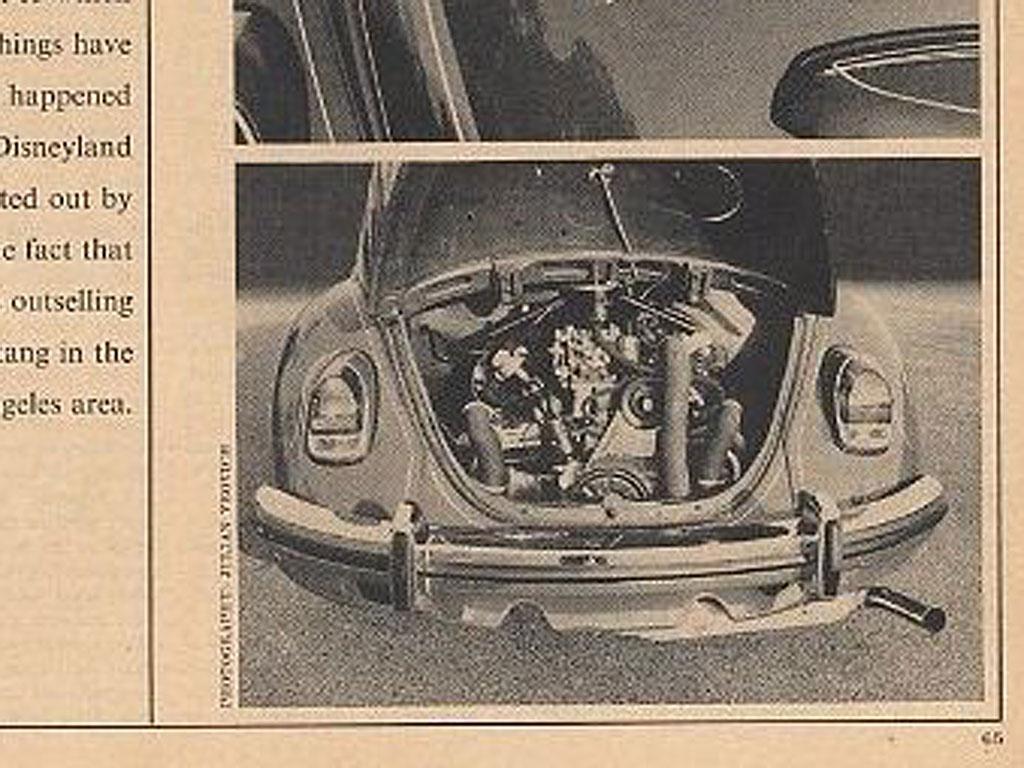 1968 Empi GTV