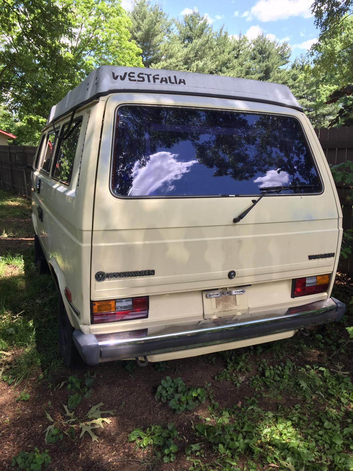 1984 Westfalia