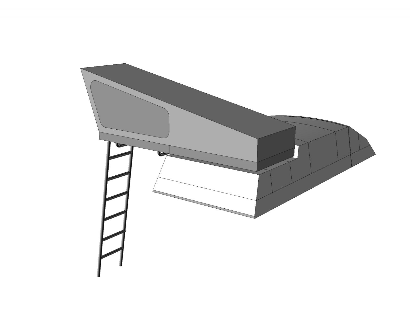 clam roof tent