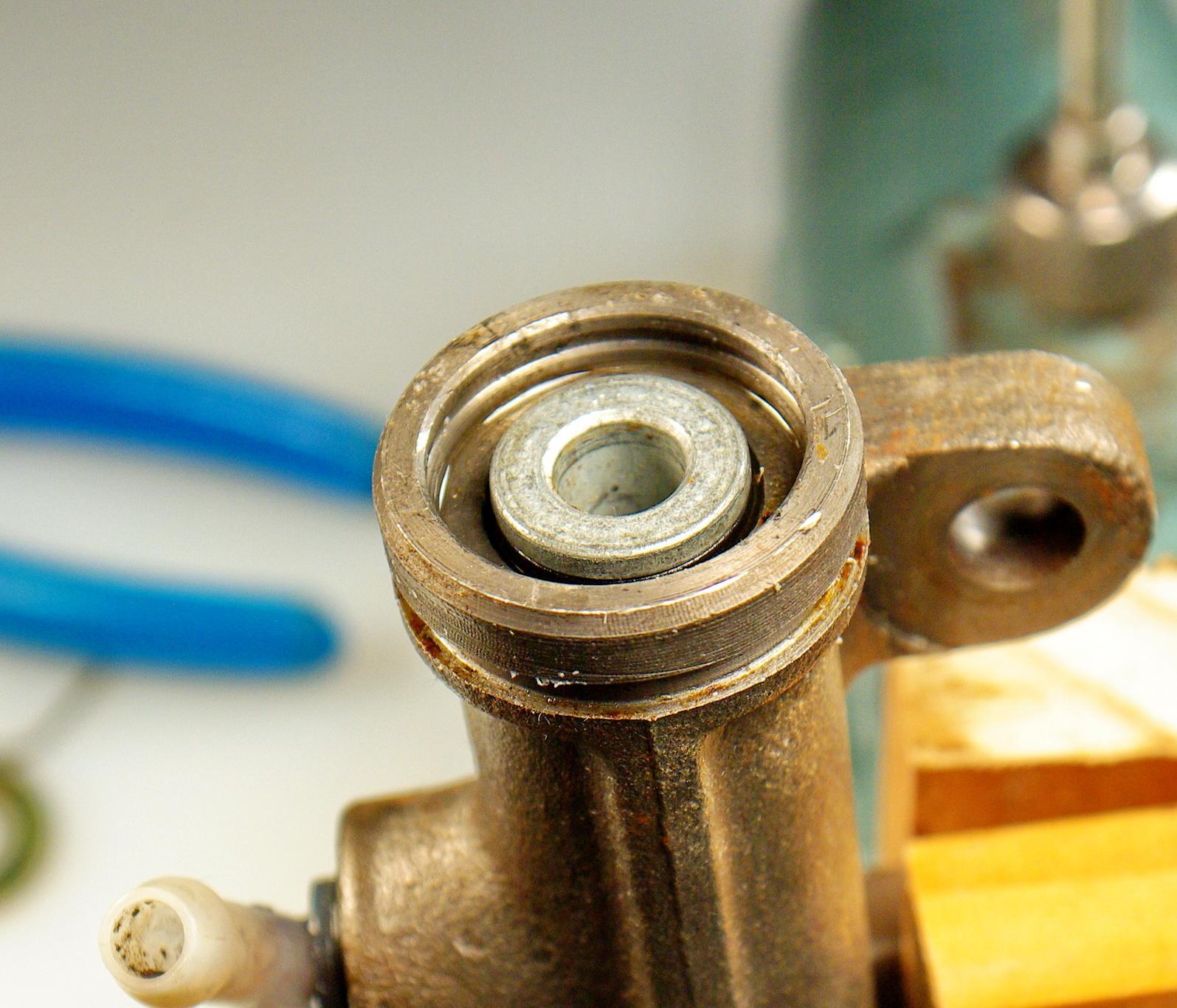 TheSamba com :: 411/412 - View topic - The RISK of NOS brake