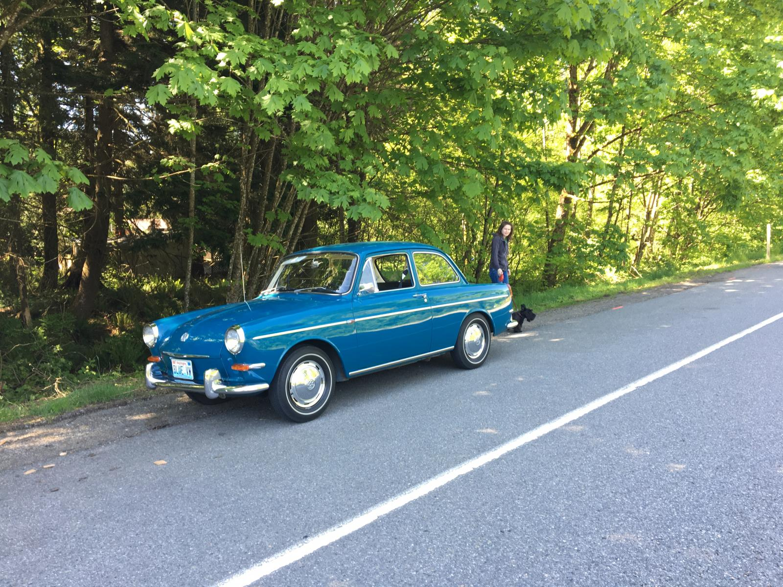 Notchback Cruise to Snoqualmie Pass