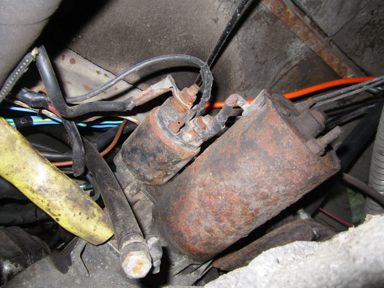 thesamba com vanagon view topic starter wiring prognosis rh thesamba com Square D Starter Wiring Diagrams vanagon starter wiring diagram