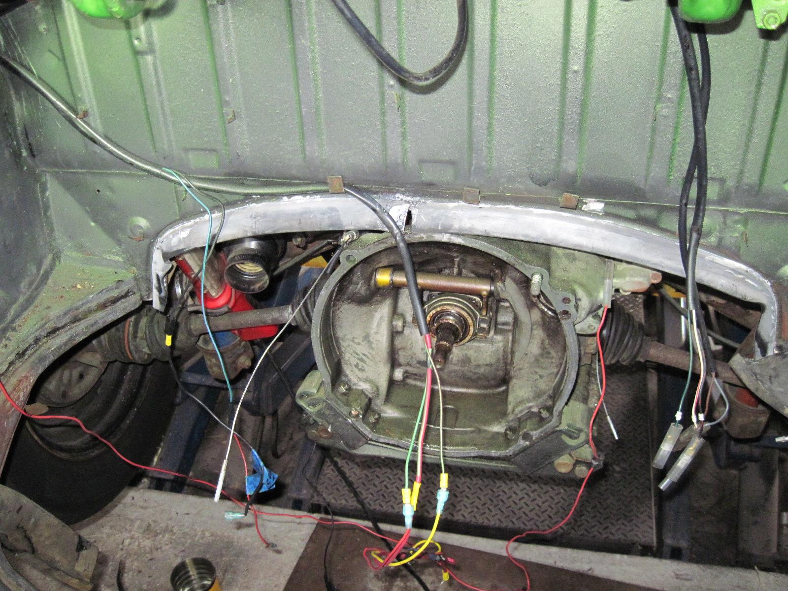 Vw Beetle Wiring Engine Compartment Opinions About Diagram 1968 Thesamba Com Late Model Super Up View Topic Rh 2000 1972