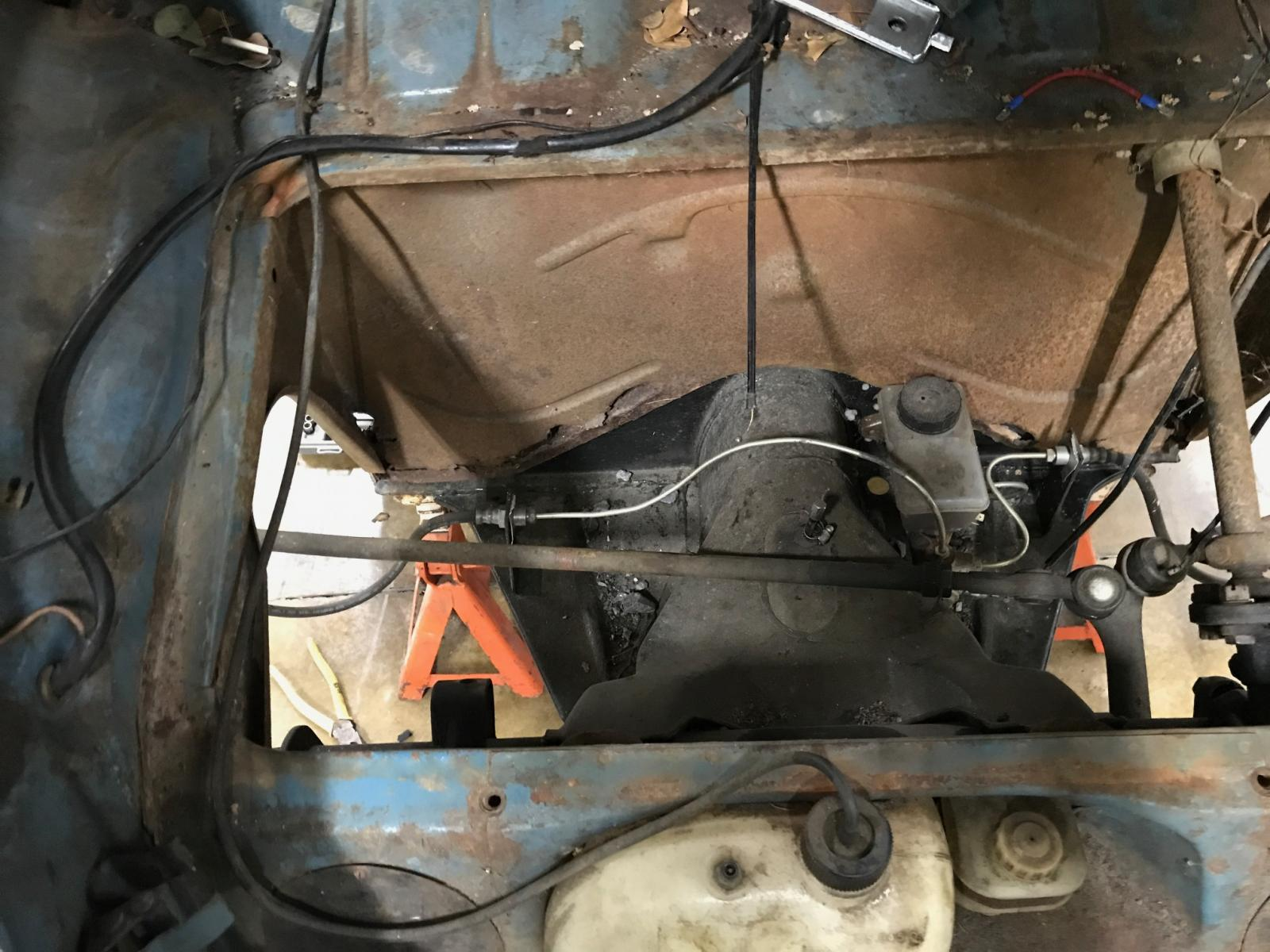 1963 Beetle build 1655523