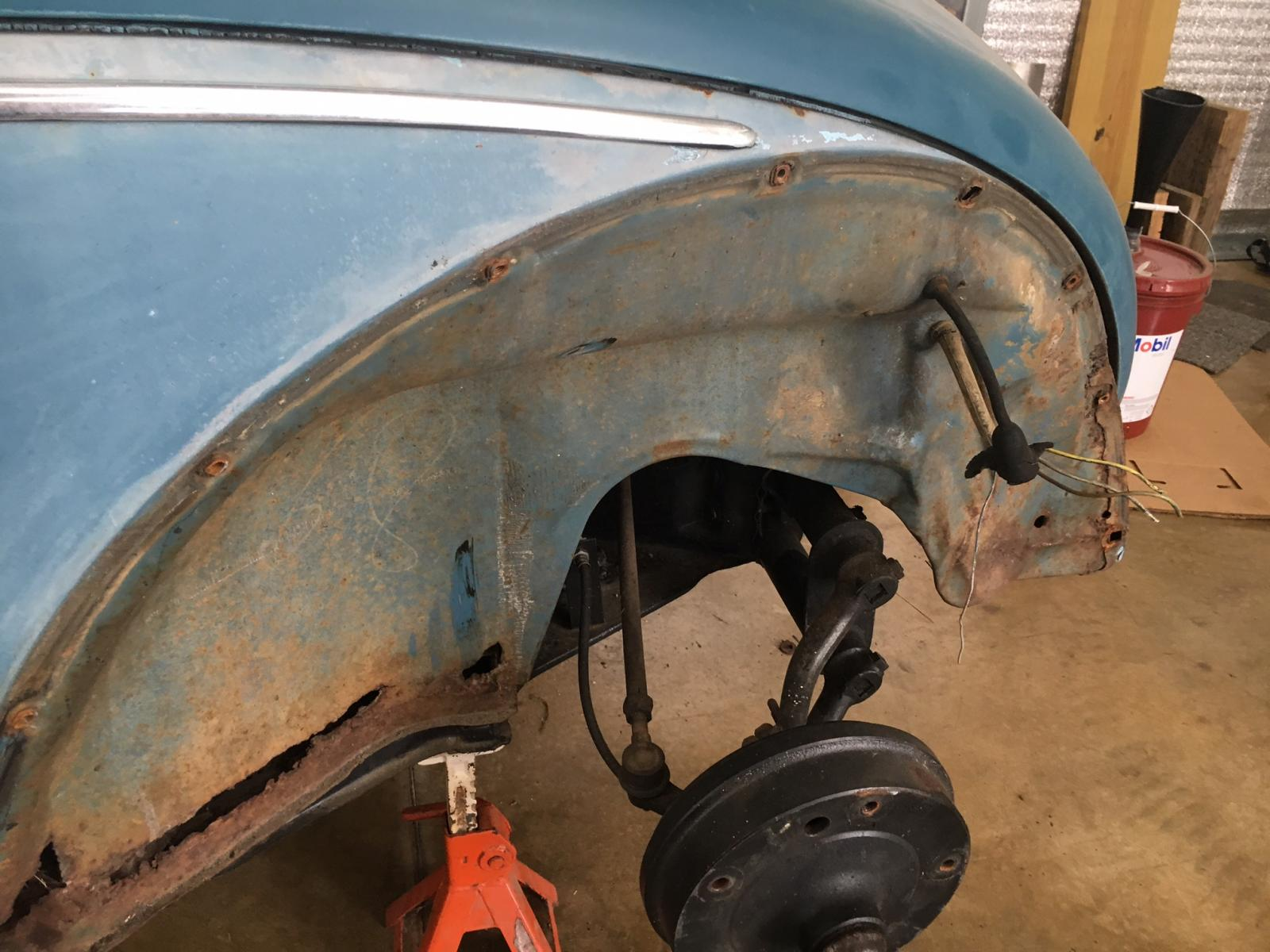 1963 Beetle build 1655530