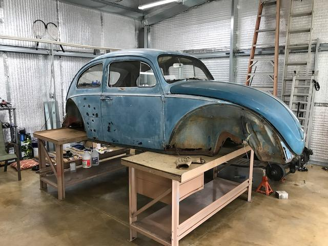 1963 Beetle build 1659348