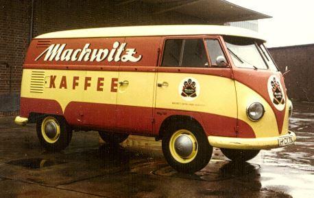Machwitz Coffee Bus