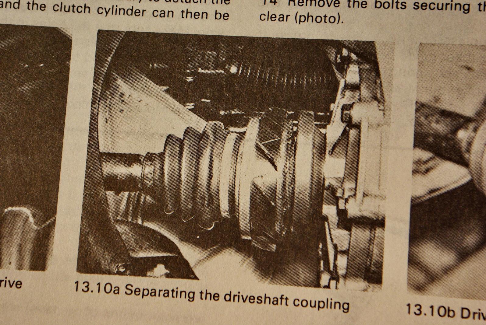 CV joint deflector
