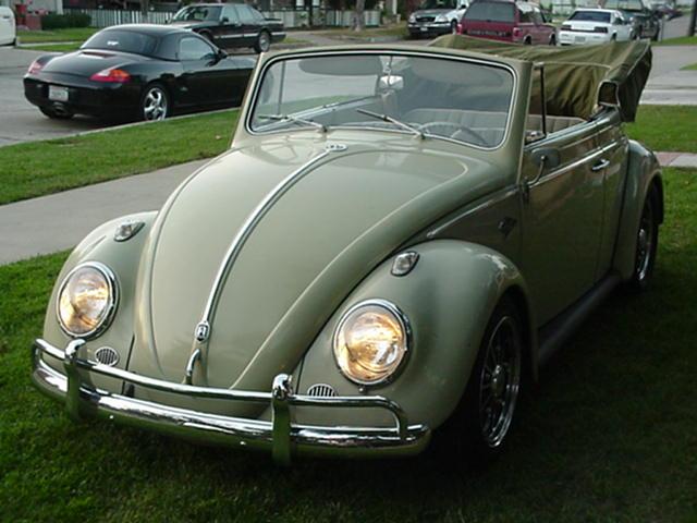1960 Convertible Jade Green never restored! WOW!