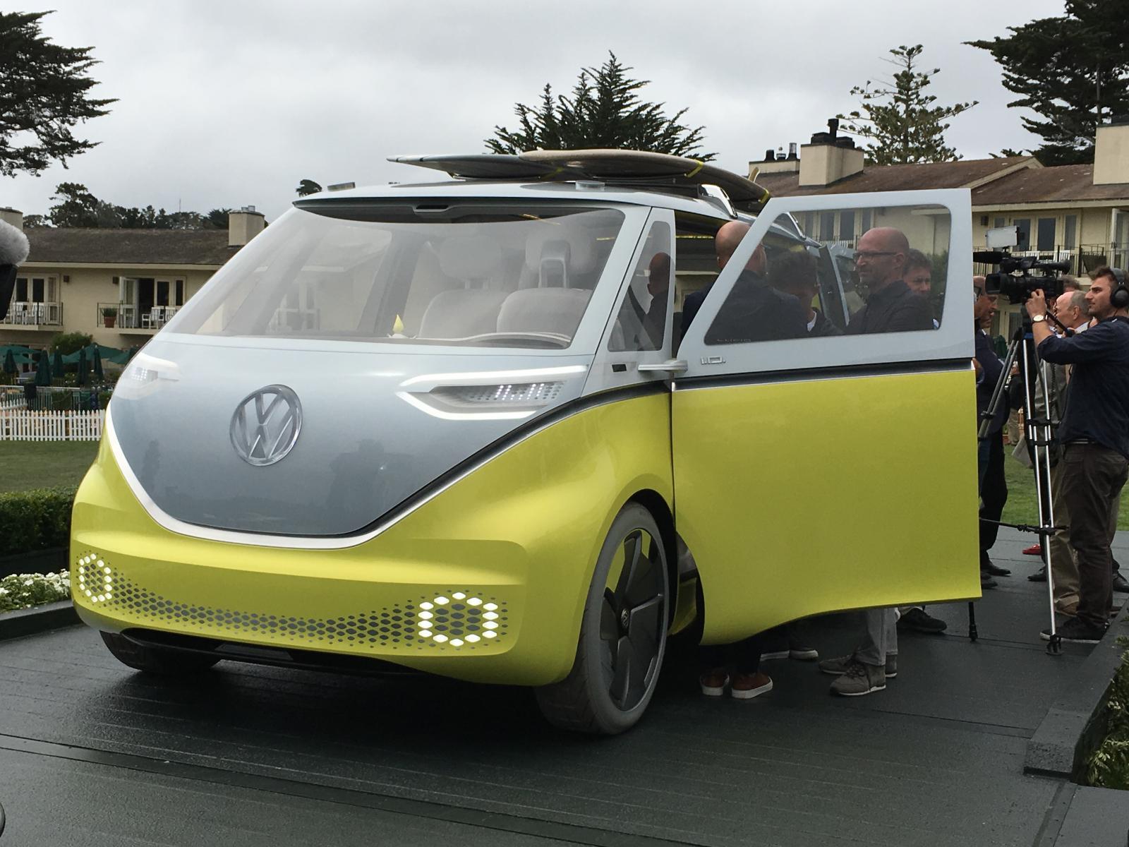 VW Pebble  Beach photos