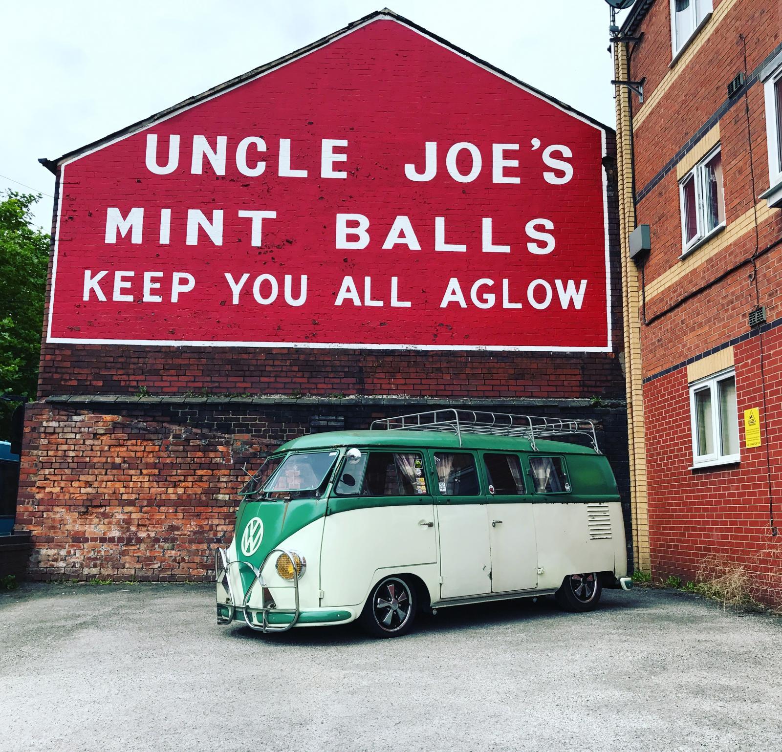 Uncle Joe's / Barndoor Buses keep you all aglow