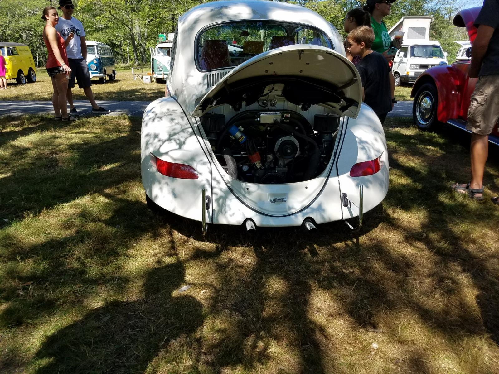 VW show in RI 2017