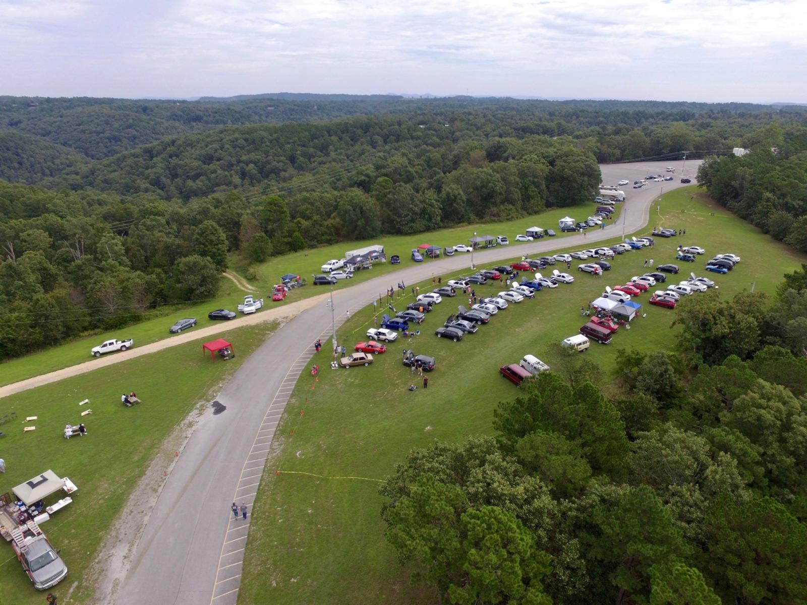 Eureka Springs Car shows