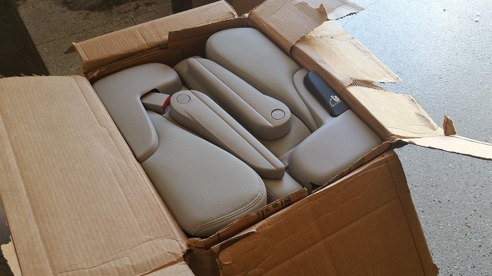 T&C Seat Install