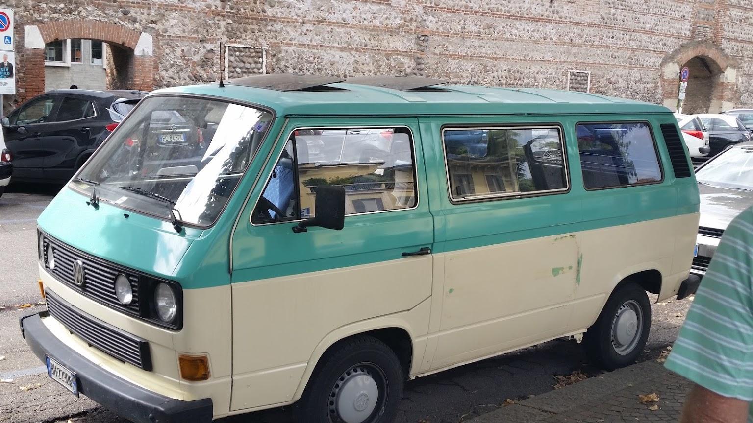 italy van