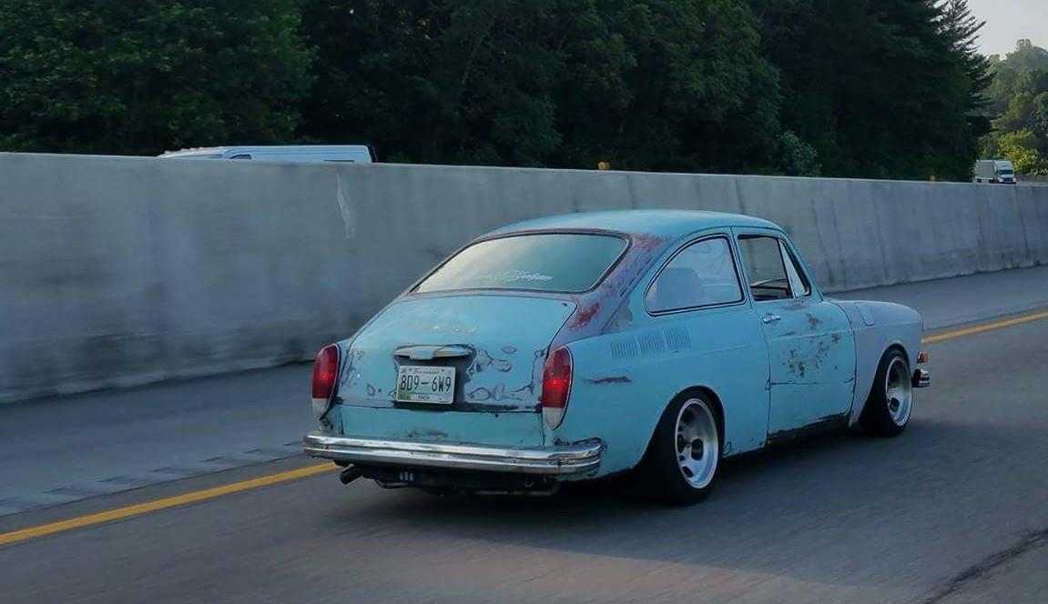 '71 fastback