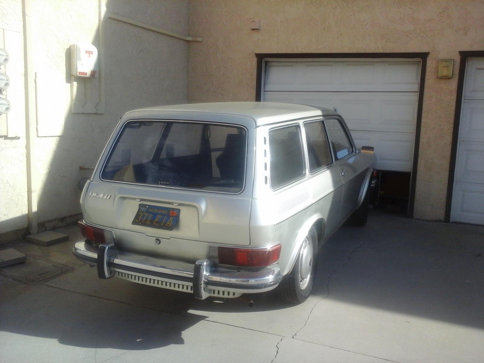My T-boned 1971 411