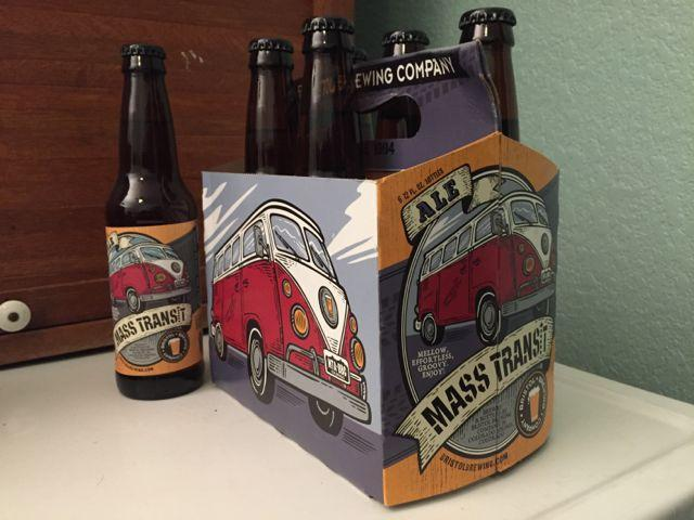 Latest Mass Transit Ale