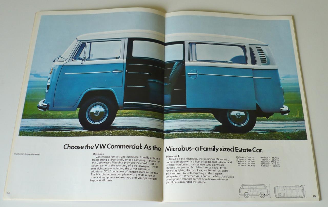1975 Bus Sales Brochure