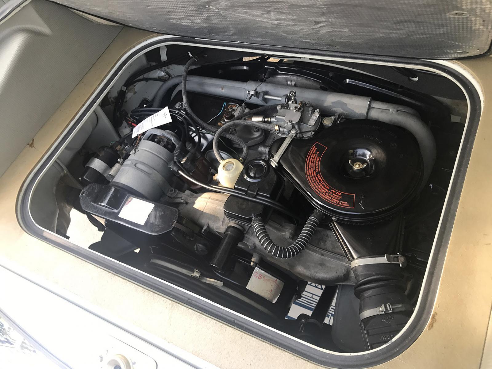 6500 mile Type 3 engine